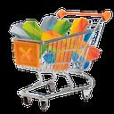 X-Net Einkaufswagen