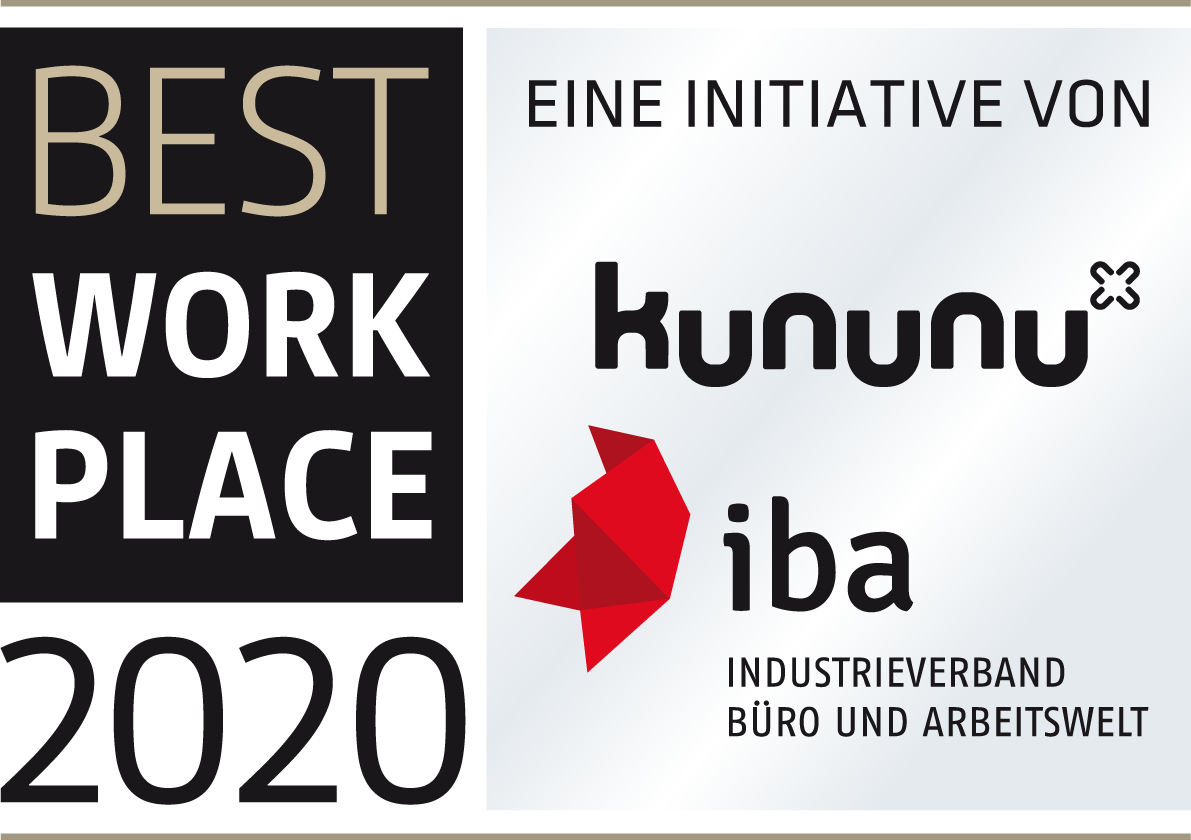 X-Net auf Platz 1 in Österreich beim Best Workplace Award 2020