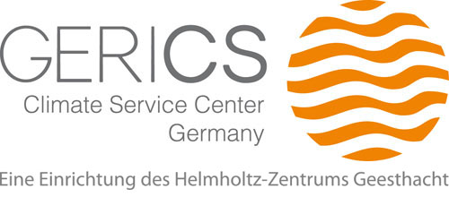 Logo GERICS Climate Service Center Germany
